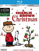 Charlie Brown Christmas, A (4k Ultra HD + Blu-ray + UltraViolet)