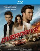 Overdrive (Blu-ray + Digital HD)