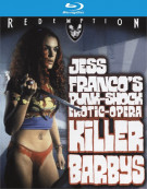 Jess Francos - Punk-Shock Erotic-Opera: Killer Barbys