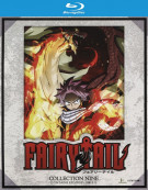 Fairy Tail: Collection Nine (Blu-ray + DVD Combo)