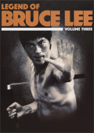 Legend of Bruce Lee,The: Volume Three