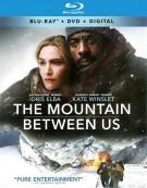 Mountain Between Us, The (Blu-ray + DVD + Digital HD)