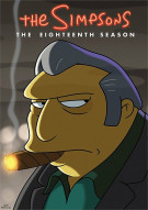 Simpsons, The: The Complete Eighteenth Season