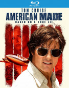 American Made (Blu-ray + DVD + Digital HD)