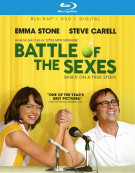 Battle of the Sexes (Blu-ray + DVD + Digital HD)