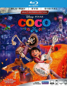 COCO (Blu-ray + DVD + Digital HD)