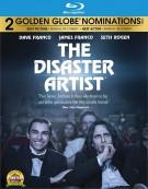 Disaster Artist, The (Blu-ray + DVD + Digital HD)
