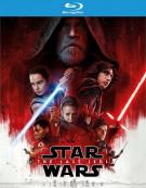 Star Wars: The Last Jedi (Blu-ray + Digital HD)
