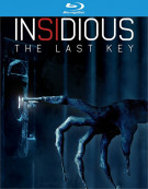Insidious: The Last Key (Blu-ray + Digital HD)