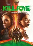 Killjoys: The Complete Third Season