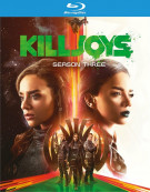 Killjoys: The Complete Third Season