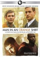 Man in an Orange Shirt