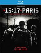 15:17 to Paris, The (4k Ultra HD + Blu-ray + UltraViolet)