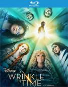 Wrinkle in Time, A (Blu-ray + DVD + Digital HD)