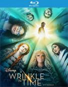 Wrinkle in Time, A (4k Ultra HD + Blu-ray + UltraViolet)