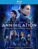 Annihilation (Blu-ray + DVD + Digital HD)