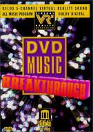 DVD Music Breakthrough (audio only)