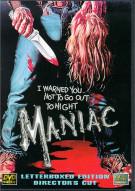 Maniac  (Discontinued)