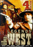 Legends Of The West: 4 Movie Set
