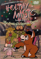 Holiday Magic: The Little Christmas Burro