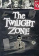 Twilight Zone, The: Volume 40