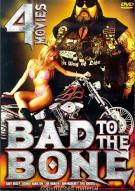 Bad To The Bone: 4-Movie Set