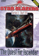 Star Blazers: The Quest For Iscandar - Series I/Part II