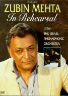 Zubin Mehta In Rehearsal: Israeli Philharmonic Orchestra