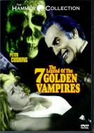 Legend of 7 Golden Vampires, The