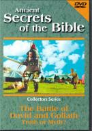 Ancient Secrets Of The Bible: Battle Of David & Goliath