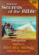 Ancient Secrets Of The Bible: Moses Red Sea Mirac