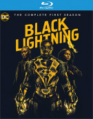 Black Lightning: The Complete First Season (Blu-ray + Digital HD)
