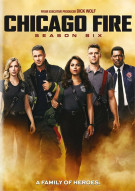 Chicago Fire: The Complete Sixth Season