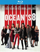 Oceans 8 (Blu-Ray + DVD + Digital)