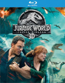 Jurassic World: Fallen Kingdom ( Blu-Ray 3D + Dvd + Digital)