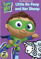 SuperWhy!: The Adventures of Little Bo Peep and Her Sheep