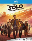 Solo: A Star Wars Story (4k Ultra HD + Blu-ray + UltraViolet)
