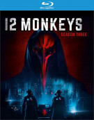 12 Monkeys: Season Three (Blu-ray + UltraViolet)