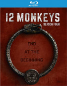 12 Monkeys: Season Four (Blu-ray + UltraViolet)