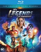 DCs Legends of Tomorrow: The Complete Third Season (Blu-ray+Digital)