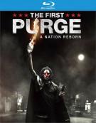 The First Purge (4K Ultra HD+Blu-ray+Digital)