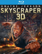 Skycraper (Blu-ray 3D+DVD+Digital)