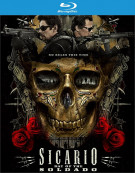Sicario: Day of the Soldado (4K Ultra HD+ Blu-ray+Digital)