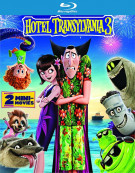 Hotel Transylvania 3 (Blu-ray+Dvd+Digital)