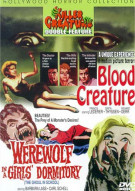 Blood Creature/ Werewolf In A Girls Dormitory: Killer Creature Double Feature