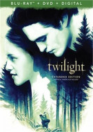 Twilight (BR/DVD/W-Digital)