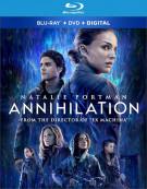 Annihalation (Blu-ray/DVD/Digital HD Combo)