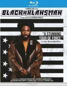 BlacKkKlansman (Blu-ray/Digital)