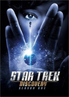Star Trek - Discovery - Season One (DVD)
