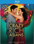 Crazy Rich Asians (BR/DVD Combo/Digital HD/2DISC)